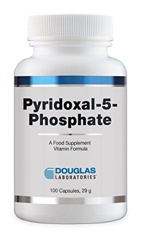 Pyridoxal-5-Phosphat (100 Kapseln) - Douglas Laboratories