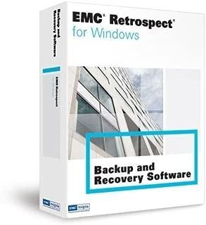 EMC RETROSPECT 7.5 SBS STD WINDOWS