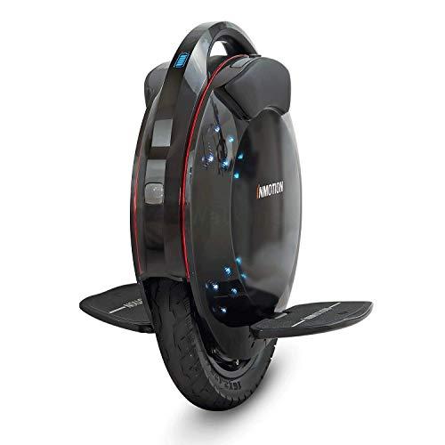 InMotion Unisex-Adult V8F Self-Balancing Scooter, Noir, Unique