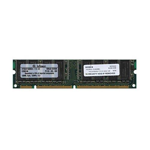 Arbeitsspeicher-Reduktion (Infineon hys64 V16302gu 7.5-C2 128Mo SDRAM 133Mhz CL3 PC - 133