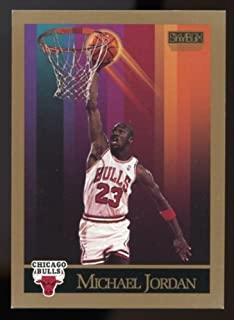 1990-91 SkyBox #41 Michael Jordan First SkyBox Card - Mint Condition Ships in a Brand New Holder