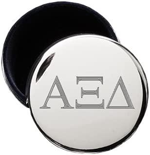 Alpha Xi Delta Pin Jewelry Box for Alpha Xi Delta Necklaces & Rings