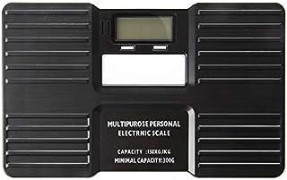 Báscula de pesaje, básculas 150 kg Digital electrónico Fitness Baño Grasa Corporal Báscula de Peso Salud Báscula de pesaje