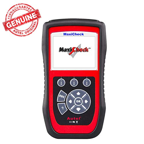 Autel MaxiCheck Pro Auto Bleed Tool for ABS Brake Bleeding, SRS, BMS, DPF, EPB Service, SAS, Oil Light/Service Reset, for Specific Vehicles Most Up to Year 2015, Not Compatibility for All