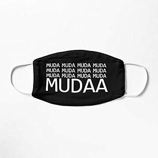MUDA MUDA MUDA Shirt Perfect Anime Gift for Him Gift for Her Stand Cry Battle Cries Manga Gift Mask