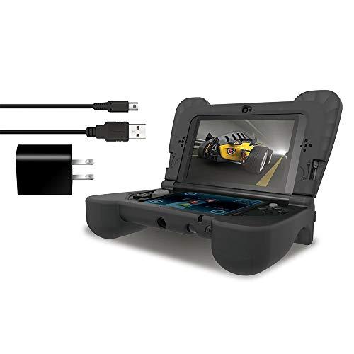 Dg3Dsxl-2273 Kit Power com Protetor em Silicone Para Nintendo New 3Ds Xl, Dreamgear, Preto - Android