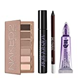 BASICS ON THE GO COLLECTION - This Urban Decay collection includes Naked2 Basics Eyeshadow Palette, Perversion Volumizing Mascara, 24/7 Glide-On Eyeliner Pencil in Corrupt & the original Eyeshadow Primer Potion. YOU LOOK BETTER NAKED - Naked2 Basics ...