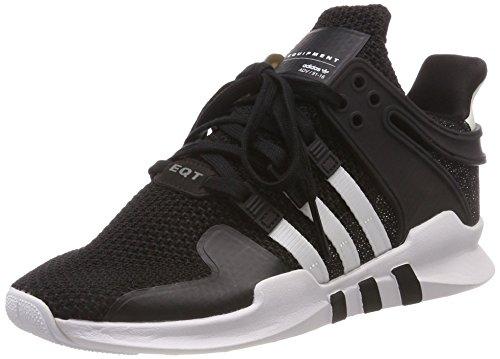 adidas Women's EQT Support Adv W Gymnastics Shoes, (Core BlackFTWR WhiteGrey Three F17), 7 UK