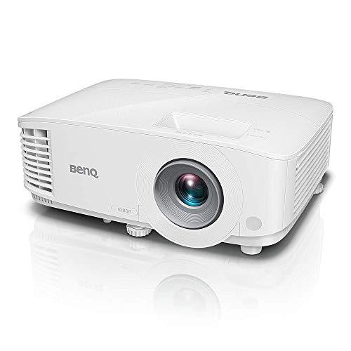 Benq MH733Videoproiettore Full HD, 4000 ANSI Lumen, 16000:1, FHD 1080P, Bianco