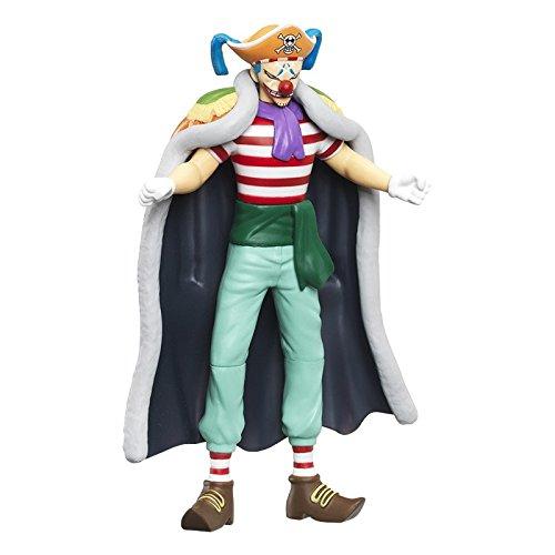 Obyz ObyzSMIFIG013 Abysse One Piece Figur Baggy Actionfigur (12 cm)