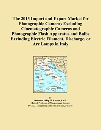 The 2013 Import and Export Market for Photographic Cameras Excluding Cinematographic Cameras and Photographic Flash Apparatus and Bulbs Excluding Electric Filament, Discharge, or Arc Lamps in Italy