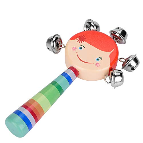 Instrumentos musicales para niños pequeños, juguetes musicales Material de madera de primera calidad Superficie lisa para educación temprana para regalo