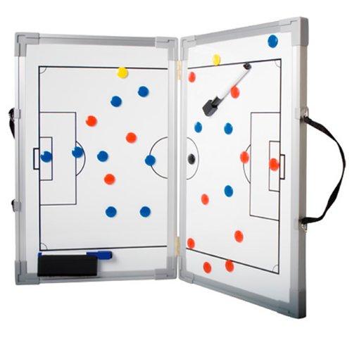 b+d abatible pizarra táctica de fútbol (45 x 60 cm)