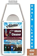 ATOMIC DRAIN CLEANER POWDER for Pipe, sink 450 GM