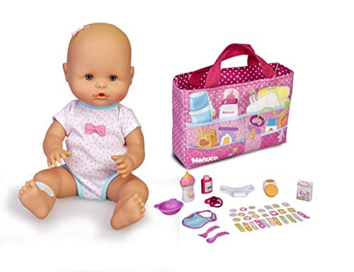 Nenuco - Borsa Bebè per Bambine/i a Partire da 3 Anni, 700015831