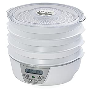 Review of the #10 Presto Dehydro 06301 Dehydro Food Dehydrator