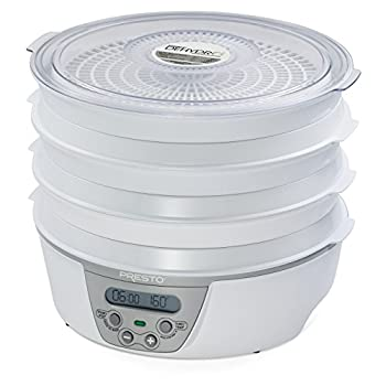 Food Dehydrator With A Digital Thermostat And Timer: photo