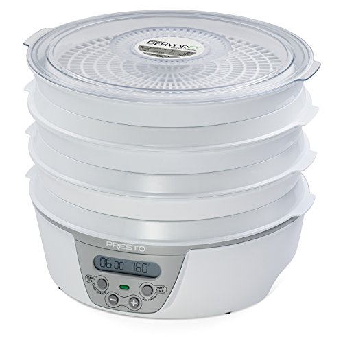 Best Deals! Presto 06301 Dehydro Digital Electric Food Dehydrator