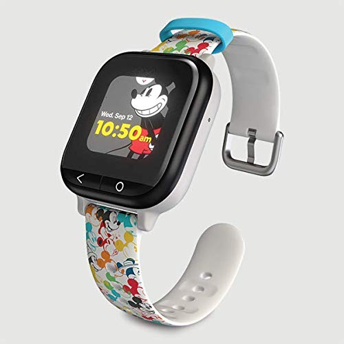 Gizmowatch Disney Edition - Connected Kids Smartwatch with GPS Tracking and...
