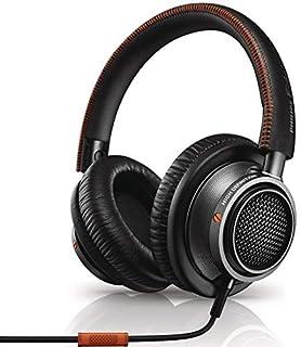 Philips Fidelio L2 Over-Ear Premium Portable Headphones with in-line Mic, Noise Isolation, Hi-Res - Black/Orange (L2BO) (B00WTQDV5E)   Amazon price tracker / tracking, Amazon price history charts, Amazon price watches, Amazon price drop alerts