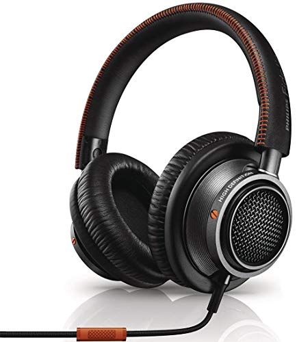 Philips Fidelio L2 Over-ear Premium Portable Headphones with In-line...