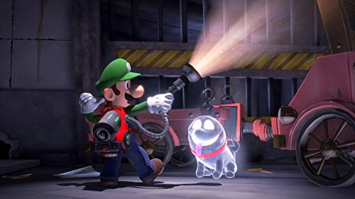 41FupoU38JL - Luigi's Mansion 3 - Nintendo Switch