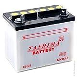 Tashima - Batterie per motocoltivatori U1-R7 12V 18Ah - FRBU1-R7;FRBU1R7;U1-R7;U