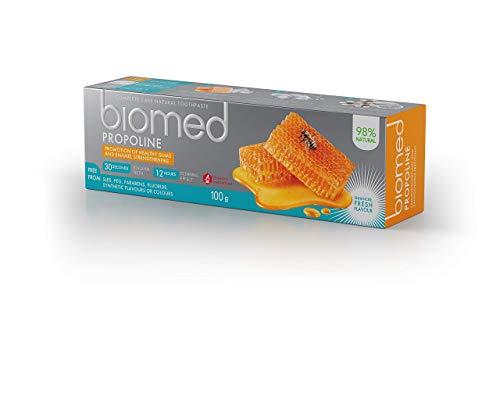 Biomed Propoline Natural Toothpaste For Healthy Gums And Enamel Strengthening