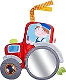 HABA 305407 – Cojín de Juego con Tractor – Suave Juguete para portabebés,...
