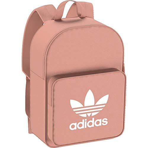 adidas Unisex-Erwachsene BP CLAS TREFOIL Tagesrucksack, Pink (Rospol), 24x36x45 centimeters