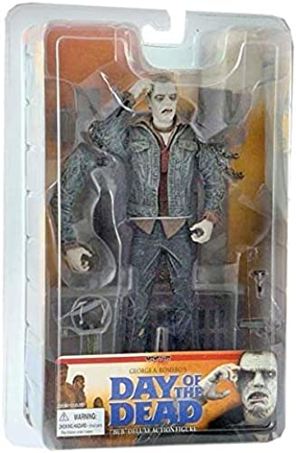DAY OF THE DEAD BUB DELUXE ACTIONFIGUR