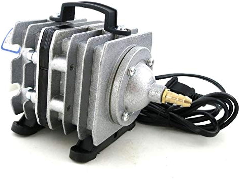 20W Electromagnetic Aquarium Air Compressor Oxygen Pump