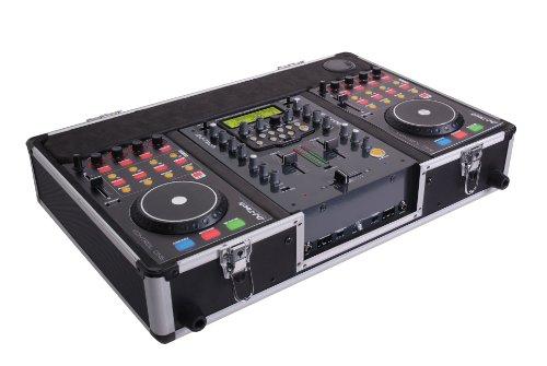 DJ-Tech HYBRID 202 - Controlador MIDI (USB, 2 canales)