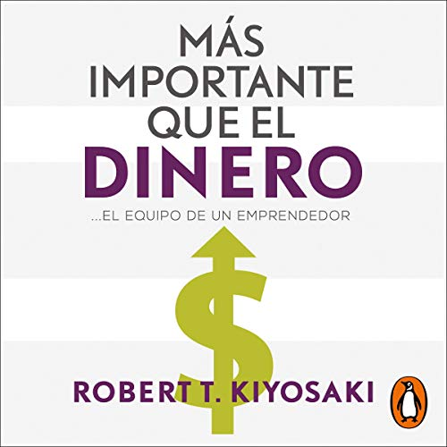 Más importante que el dinero [More Important Than Money]  By  cover art