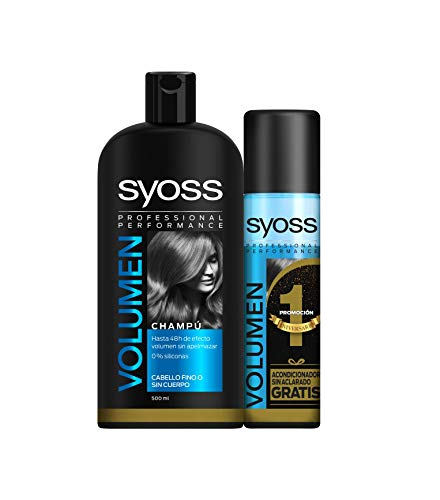 SYOSS Shampoo Syoss Volumen