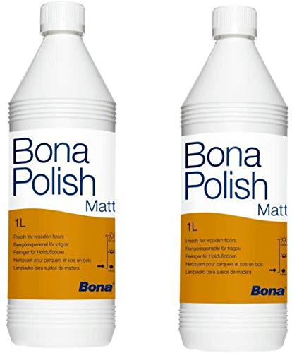 Bona 2 x 1 Liter Polish Matt