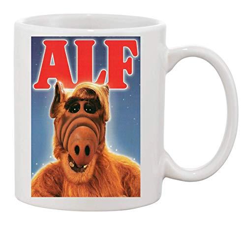 PasTomka Alf Funny Smile Poster Coffee Mug Cup Kaffeetasse