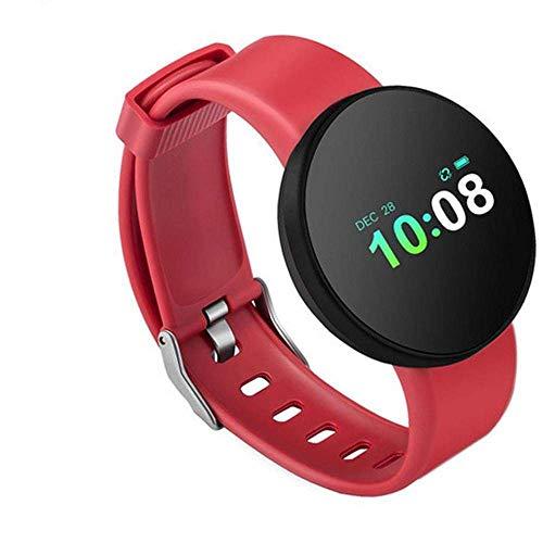 TWDYC Rastreador de Ejercicios, Reloj Inteligente con/Monitor, Rastreador de Ejercicios de Pantalla a Color Resistente al Agua, Pulsera Inteligente con Contador de calorías, Monitor de sueño Bluetoo