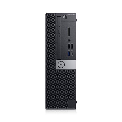 DELL OptiPlex 7060 Desktop SFF PC, Intel® Core™ Intel Core i7-8700, 8GB (2x4GB) RAM DDR4, 256GB SSD SATA M.2, Windows 10 Pro (64bit) ,Nero