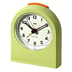 Bai 563.LA Pick-Me-Up Alarm Clock, Chartreuse