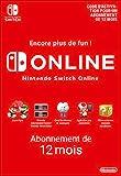 Adhésion pour un seul compte de 365 jours. Jeu en ligne: faites équipe avec vos amis et affrontez des rivaux du monde entier avec des titres Nintendo Switch prenant en charge cette fonctionnalité, notamment Mario Kart 8 Deluxe et Splatoon 2. Système ...