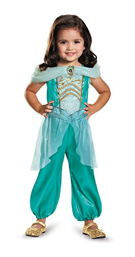 Disney Princess Jasmine Classic Toddler Girls' Costume