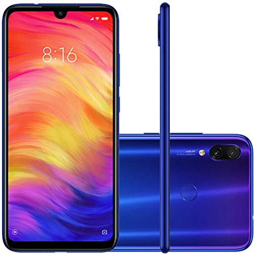 Smartphone Xiaomi Redmi Note 7 64GB 4GB RAM Azul