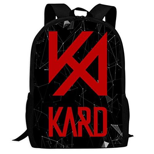 JsSAK KARD Logo ランドセル、リュックサック、カバン、ナップサック、校袋、通学かばん、スクールバッグ