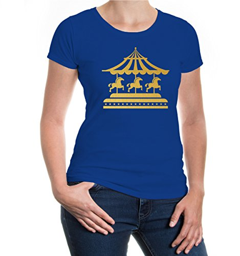 buXsbaum® Girlie T-Shirt ringel-rid-förbutik