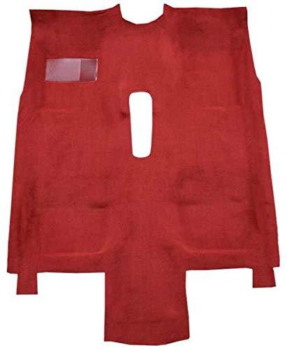 ACC Replacement Carpet Kit for 1976 to 1981 Pontiac Trans Am, Automatic, with Console (801-Black Plush Cut Pile)