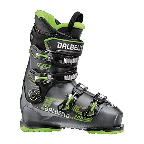Dalbello DS MX 120 MS Trans Black, Scarponi da Sci Uomo, Nero, 28.5