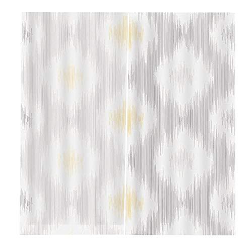 cortinas cocina ventana blancas