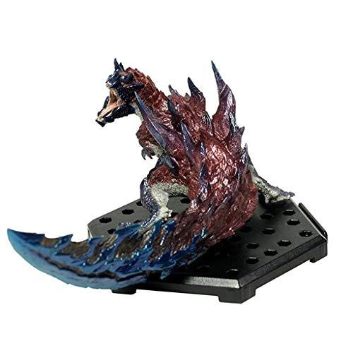 PY Monster Hunter: Figura de acción Glavenus Modelo de Juguete de Regalo Decoración Estatua muñeca Adornos