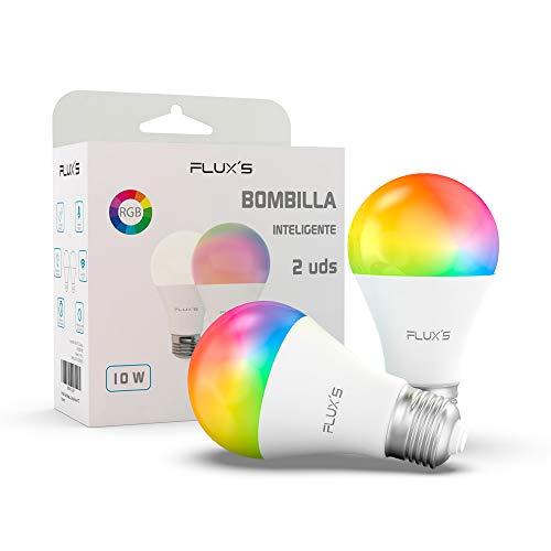 Bombilla Led Inteligente Wifi FLUX